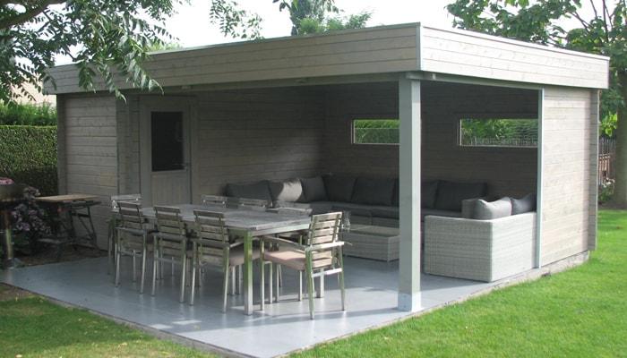 abris de jardins cosmo am nagements ext rieurs bois. Black Bedroom Furniture Sets. Home Design Ideas