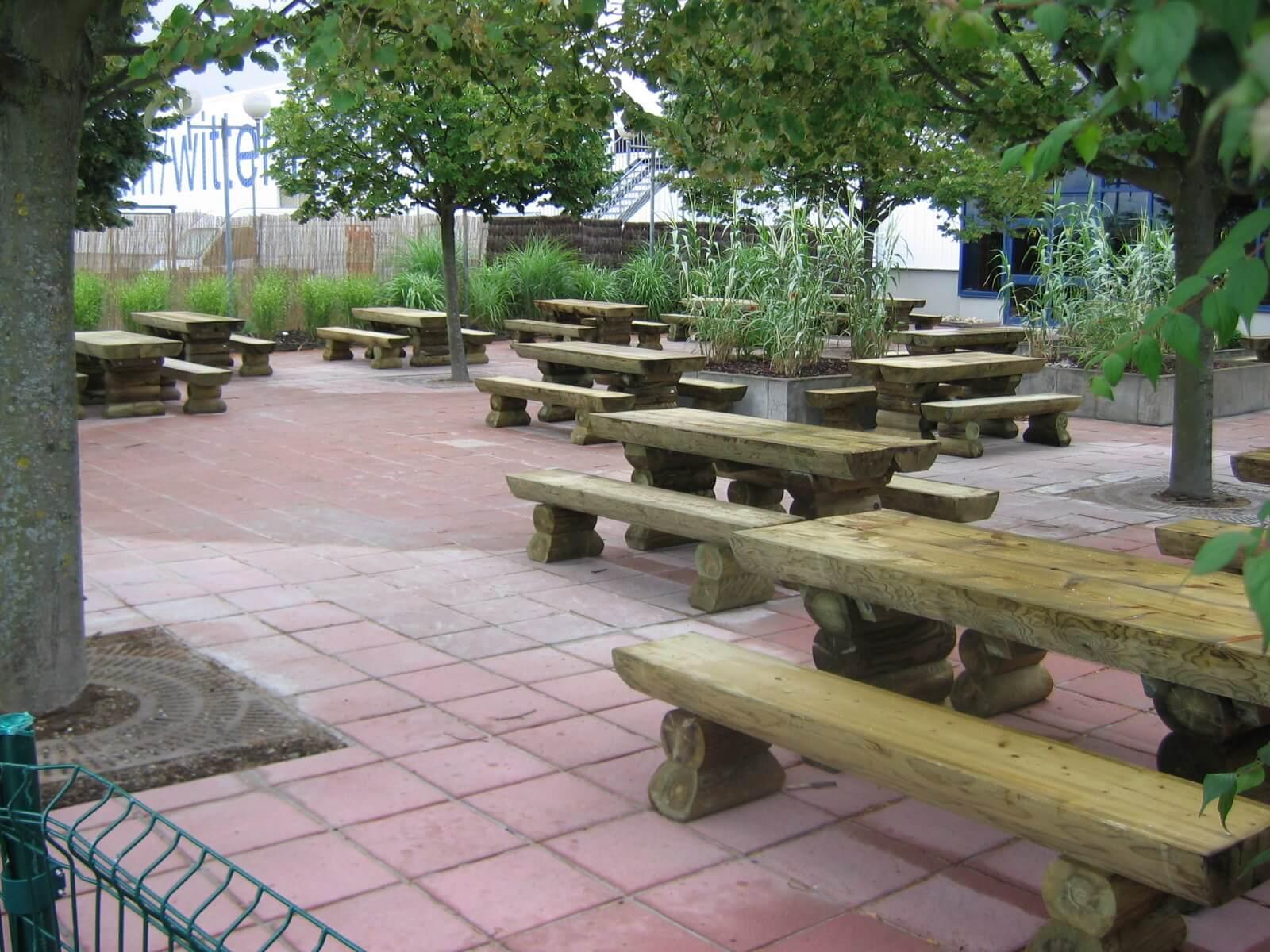 Bois de construction - Avec ou sans entretien - Aménagement extérieur