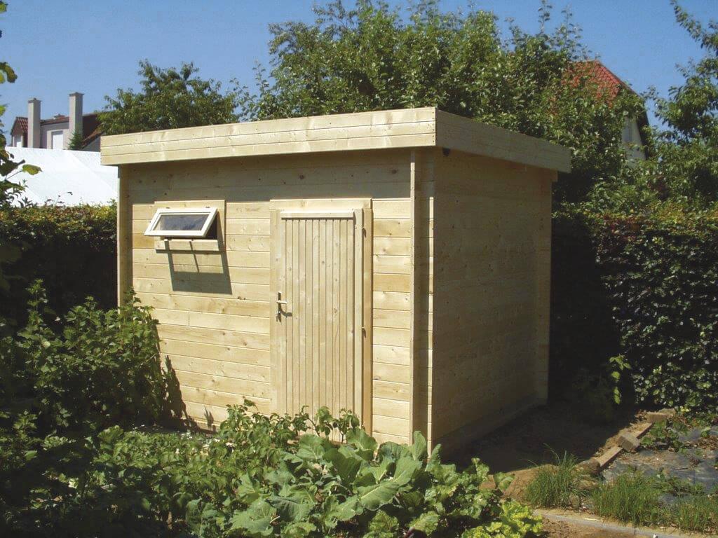 Abris de jardins - Cosmo - Aménagements extérieurs - Bois