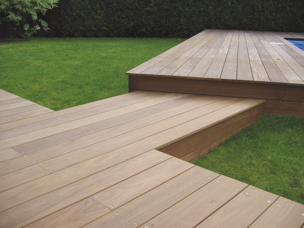 Terrasse Avec Ou Sans Entretien Bois Composite Amenagement